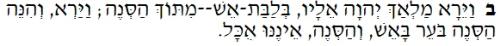 Exodus 3-2