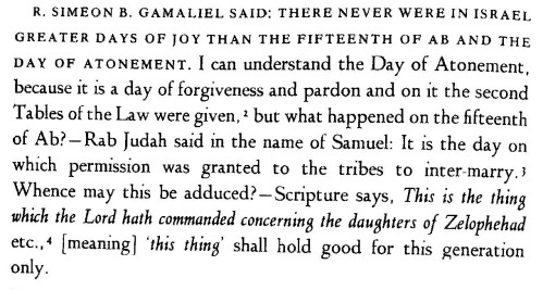 Babylonian Talmud, Ta'anit 30b